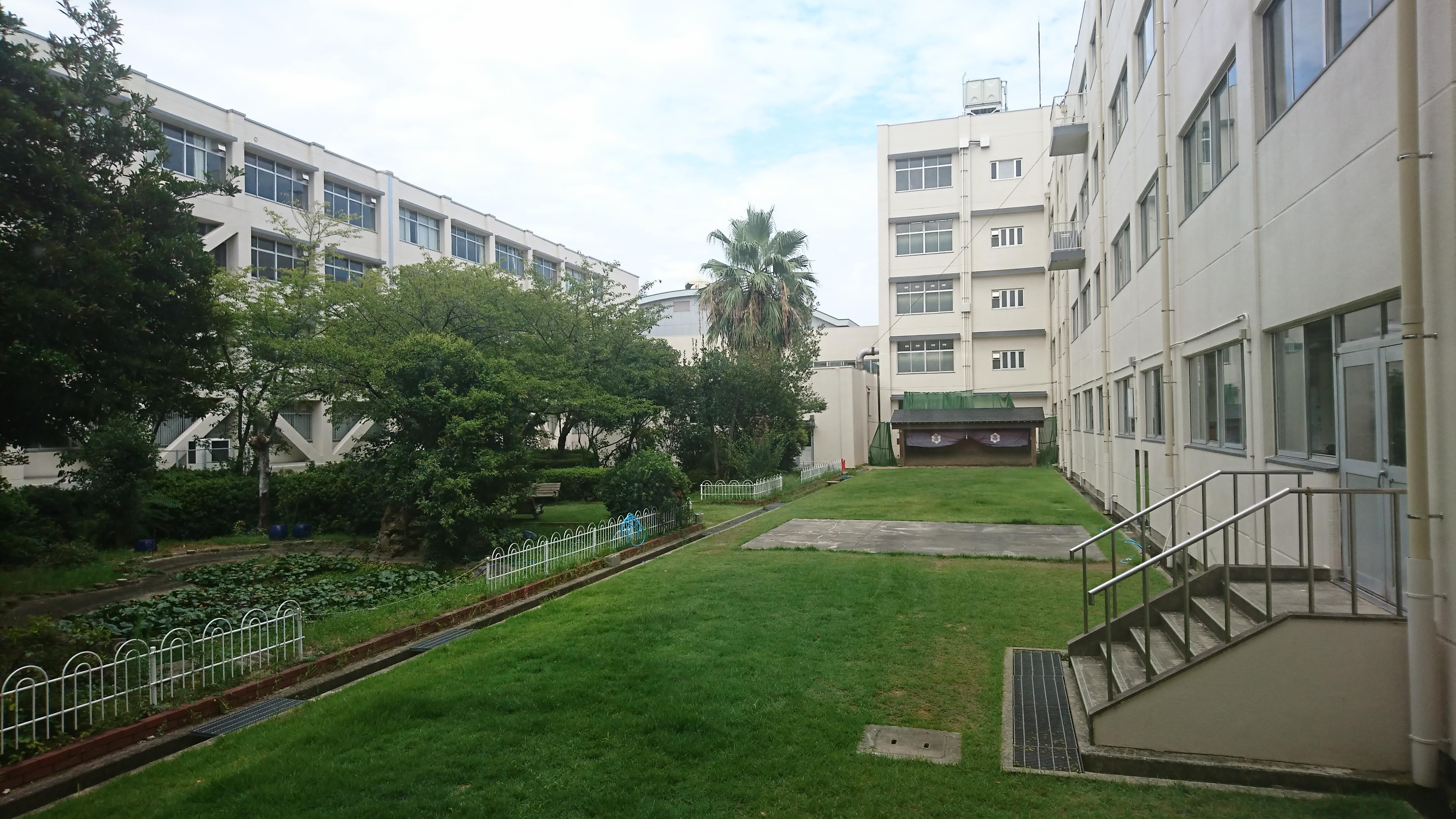 東灘 高校